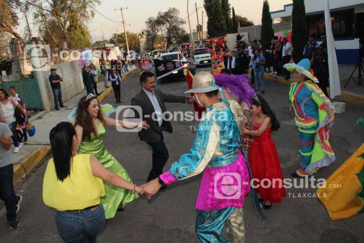 Más de 35 mil personas vivieron en grande el Carnaval de Yauhquemehcan: alcalde