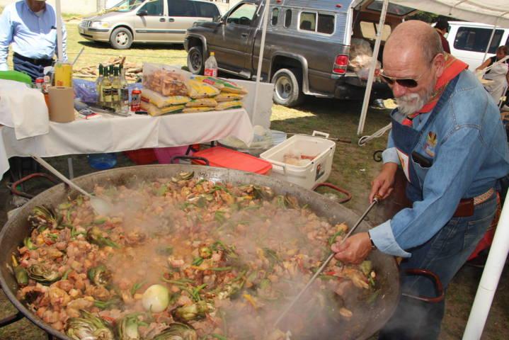 El 2do festival de la Paella Tetlanohcan fue todo un éxito