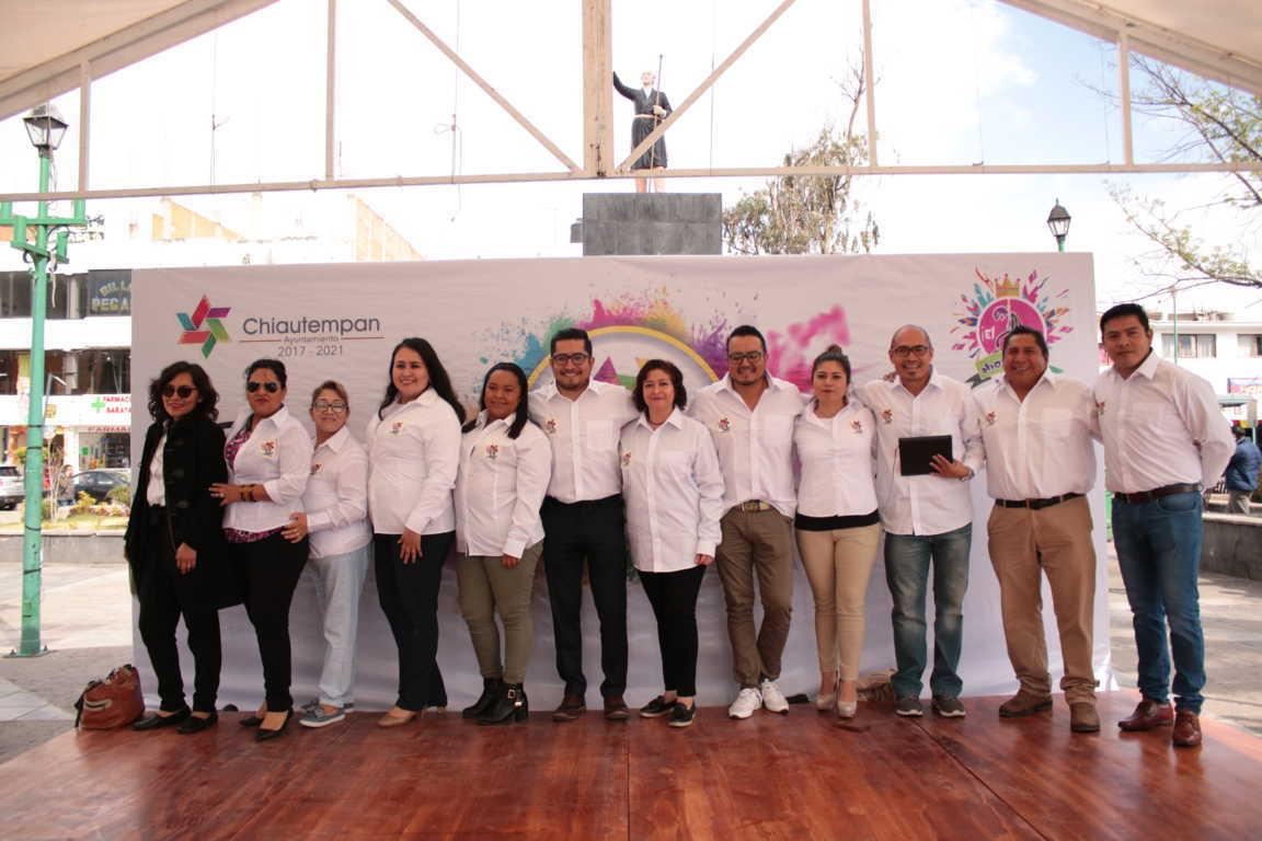 Listo Carnaval 2020 en Chiautempan