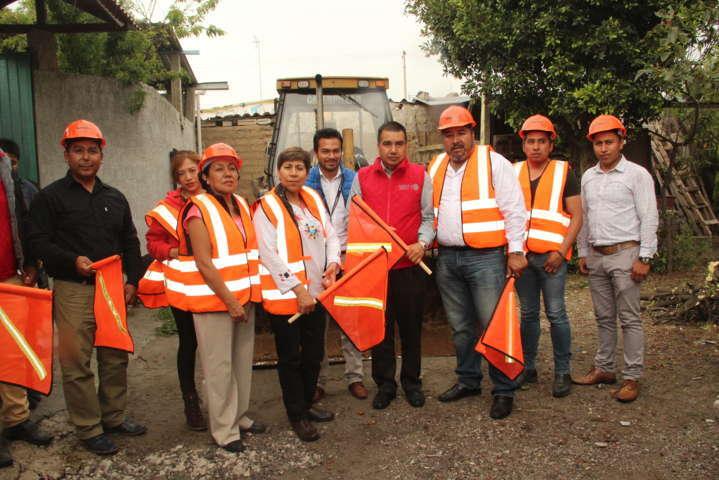 Con obras de calidad mejoramos la calidad de vida de los pobladores: alcalde
