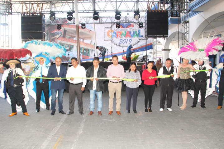 El Carnaval de San Pablo del Monte reunió a miles de personas: alcalde