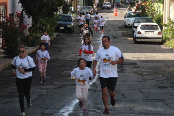 Alcalde fomenta la activación física para mejorar la calidad de vida de los ciudadanos