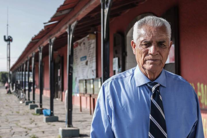 Héctor Domínguez Rugerio entregará reconocimiento al último jefe de la estación del ferrocarril