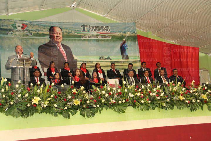 A un año hemos llevado el desarrollo y la prosperidad al municipio