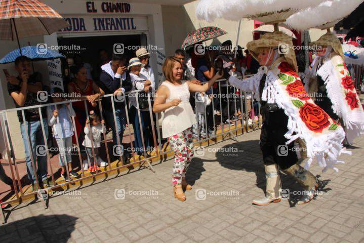El carnaval Mazatecochco es una fiesta para disfrutarse en grande: alcalde