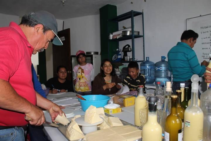 Vigorizan capacitación para el autoempleo en Santa Cruz Tlaxcala