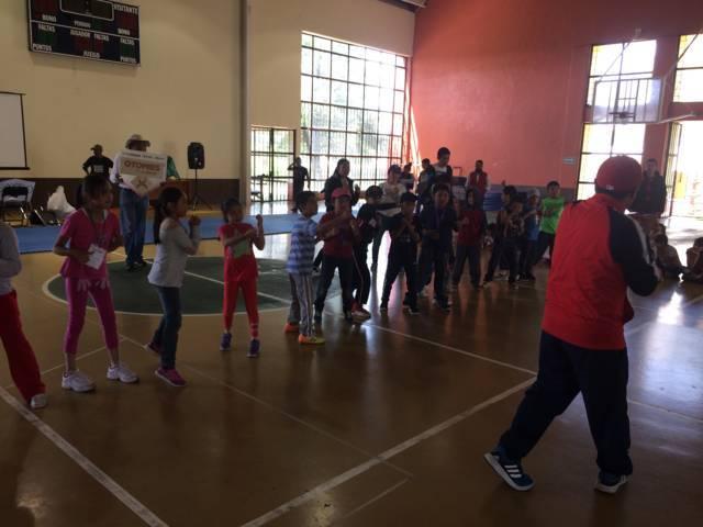 Con exhibición de deportes, clausuran curso de verano en el Crart