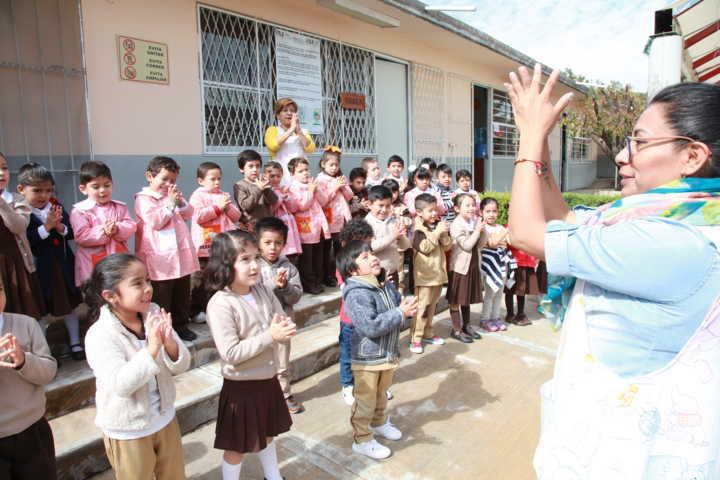 Atendió escuelas de tiempo completo a 86 mil 903 alumnos durante el ciclo escolar 2018-2019