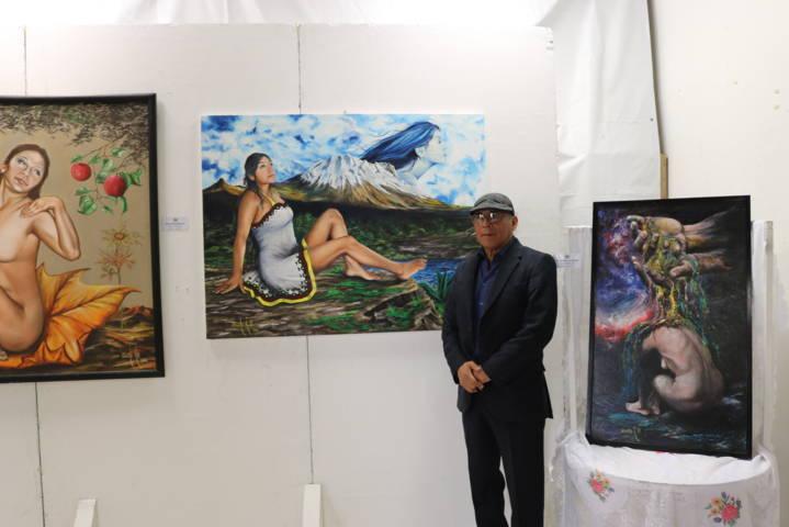 """Alberga Galería Toci de Chiautempan exposición """"Creando a la Mujer"""""""