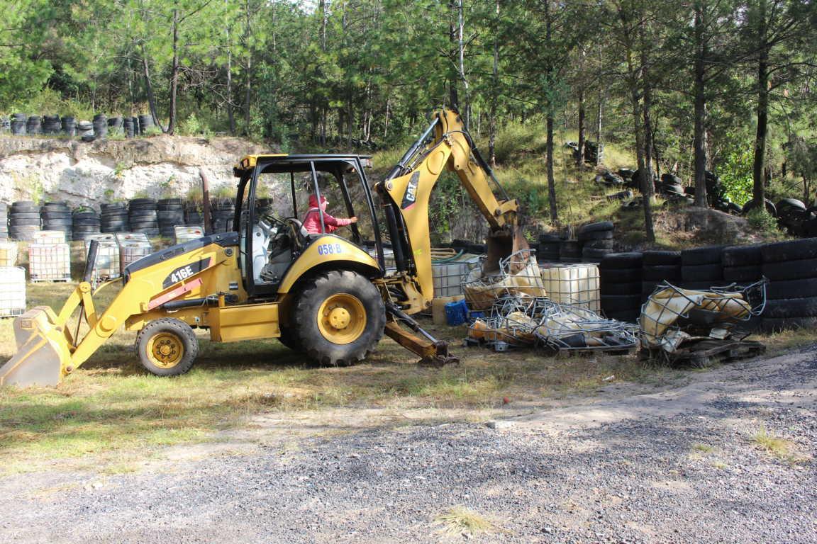 Destruye la FGR objetos del delito en Tlaxcala
