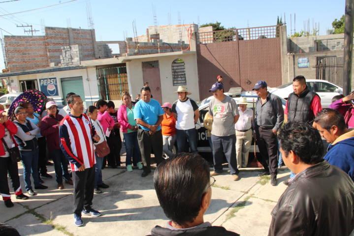 Ayuntamiento de Xiloxoxtla acerca los servicios a las comunidades