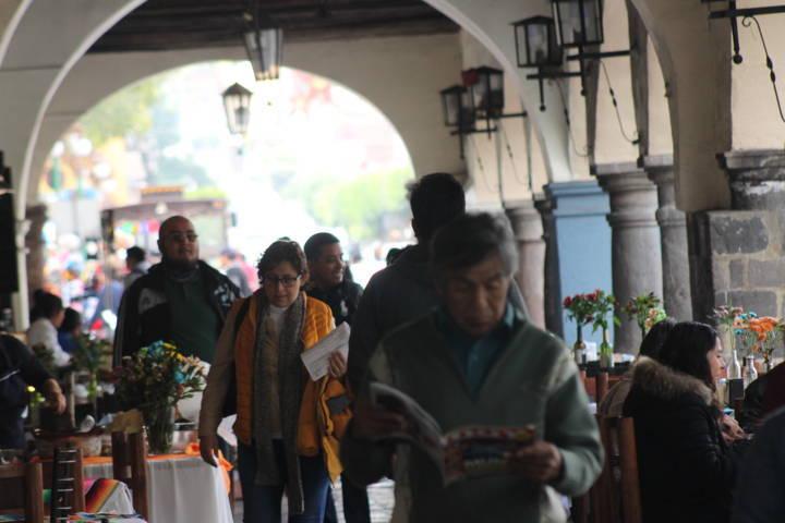 Aumentó este año en un 7% el turismo en la capital, dice Briones Rivera