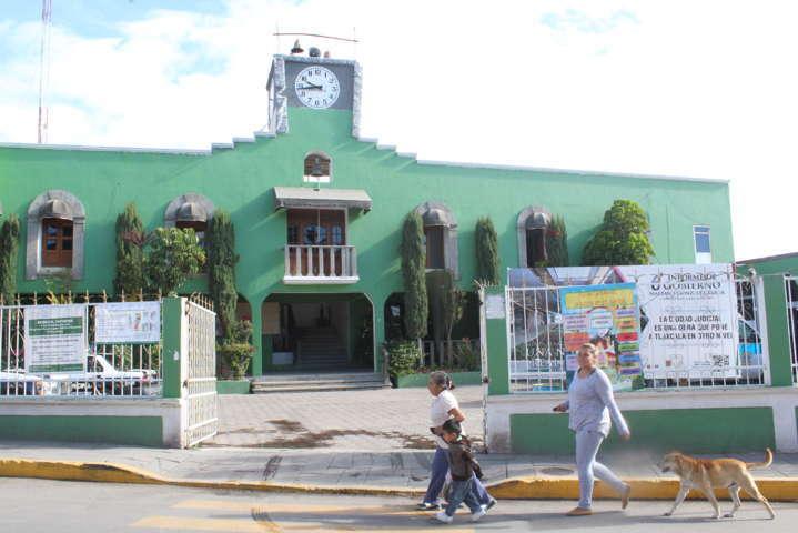 Entregaré una administración sana y trasparente: Muñoz Barba
