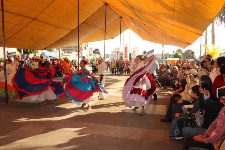 El 1er festival Internacional de Ballet Folklórico fue un éxito: alcalde