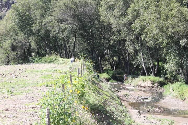 Ayuntamiento realiza gestiones para recupera las Cascadas de Atlihuetzian