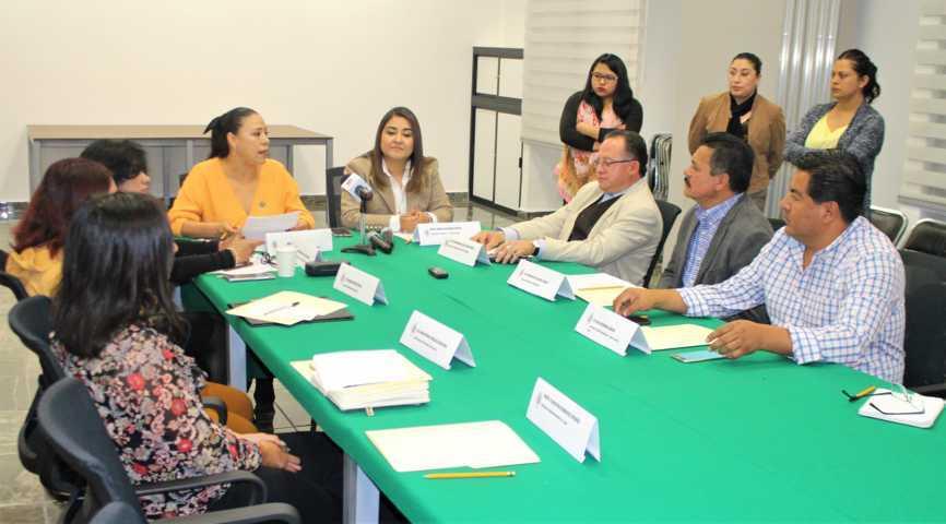 Se instala comisión organizadora de la Feria Estatal De La Niña Y El Niño 2019