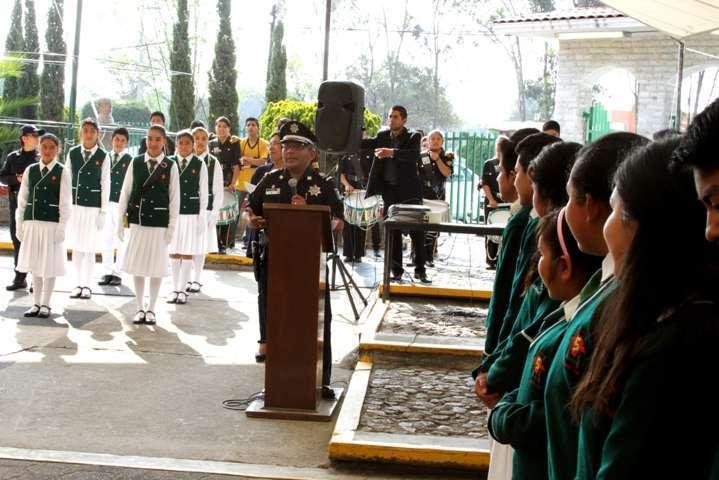 """Inaugura Policía Estatal """"5ta Semana de Prevención del Delito"""""""
