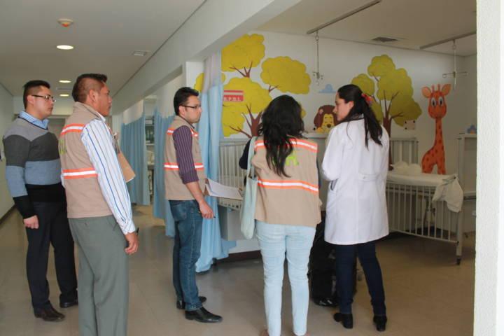 Migrantes que se accidentaron en Hueyotlipan son asesorados por la CEDH