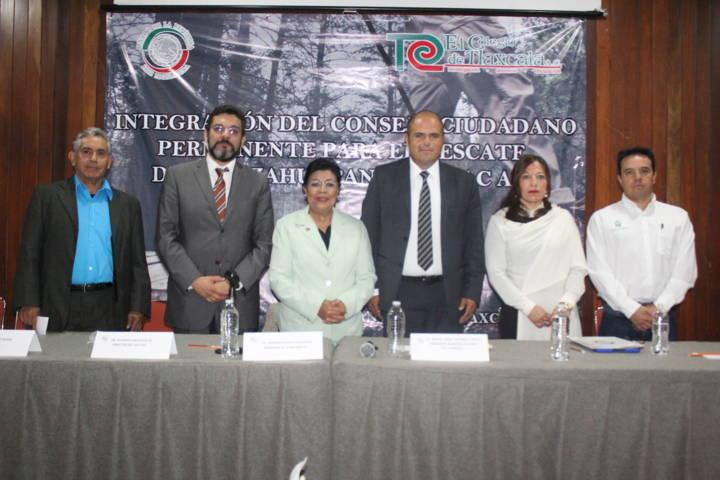Alcalde se suma a los trabajos del rescate del rio Atoyac-Zahuapan