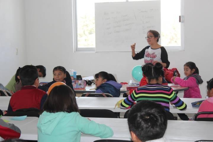 Apostarle aprendizaje de los niños es pensar en el desarrollo del municipio: alcalde