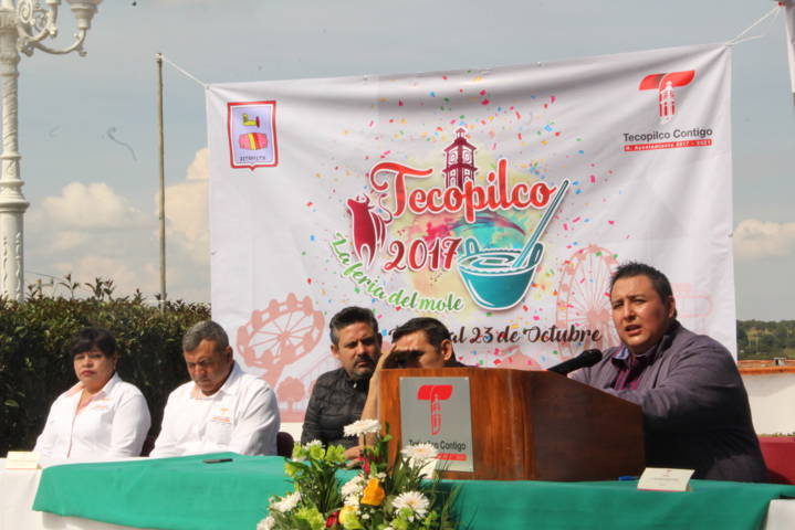 La Feria del Mole arranca este sábado: Vázquez Morales