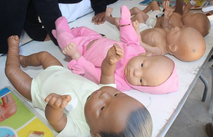 Ayuntamiento implementa acciones preventivas de embarazos en adolecentes