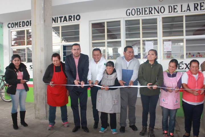 El comedor comunitario cubre una necesidad de los grupos vulnerables: alcalde