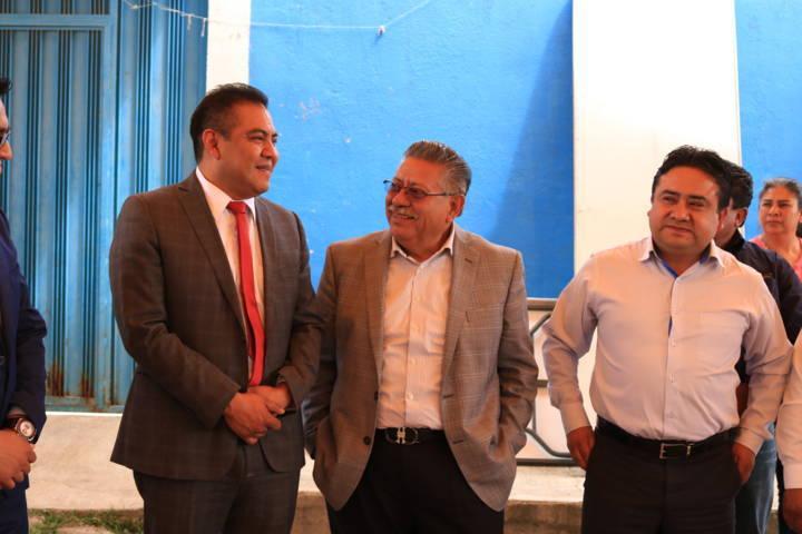 Suman esfuerzos Chiautempan y Contla en beneficio de la ciudadanía