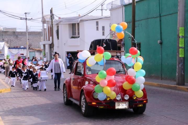 Tercera Semana Nacional de Salud en Texóloc