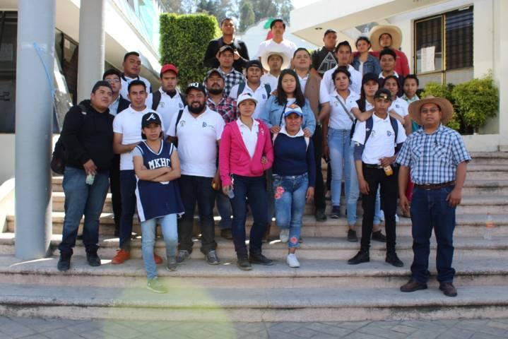 Gobierno de Lardizábal agradece apoyo del ITAT Xocoyucan