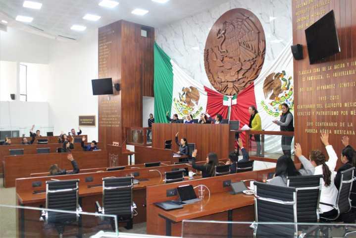 Congreso de Tlaxcala autoriza la distribución del tercer ajuste trimestral del 2019