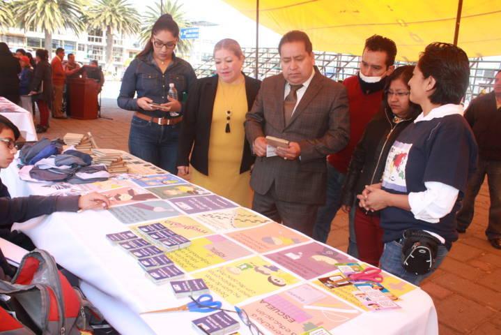 Ayuntamiento y SMDIF acercan servicios de salud a la población vulnerable