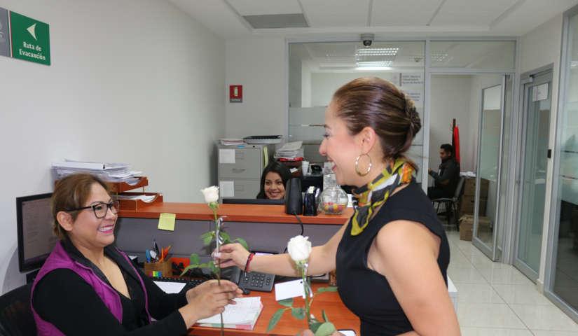 Conmemoró PGR Tlaxcala el Día Internacional de la Mujer
