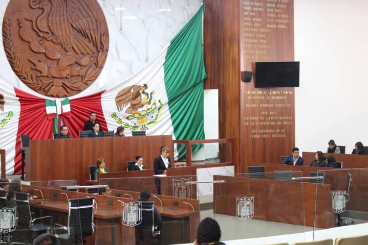 Queda aprobado programa legislativo del Segundo Periodo Ordinario
