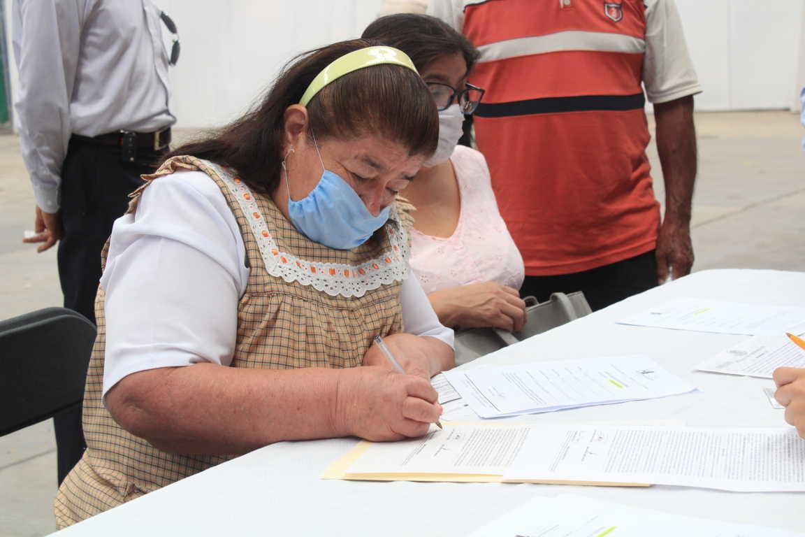 Invitan en Tetla a escriturar a bajo costo