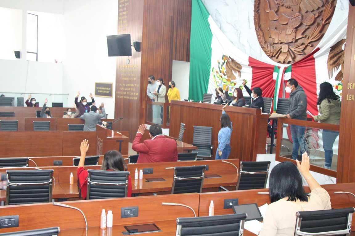 Reforman en el Congreso nombres oficiales de Veracruz y de Michoacán