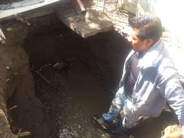 Arregla Capach fuga de agua en Texcacoac