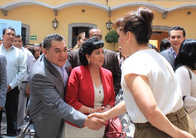 Respalda Eloy Reyes llamado del ejecutivo para conformar Consejos Municipales