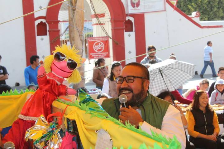 Badillo Jaramillo festejó en grande a los niños en el Día de Reyes Magos