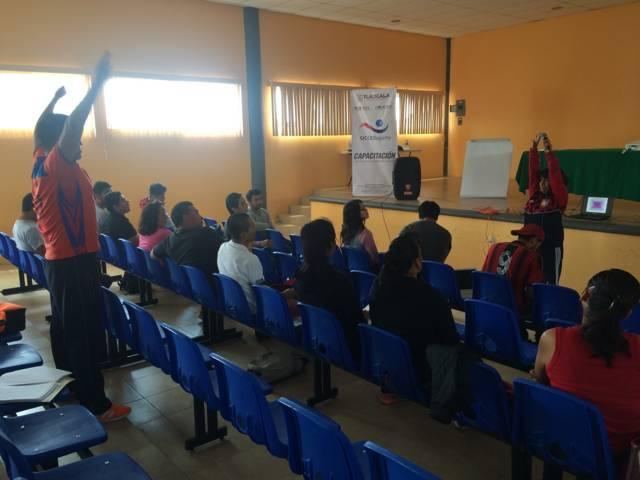 Finaliza curso Sicced en Nopalucan