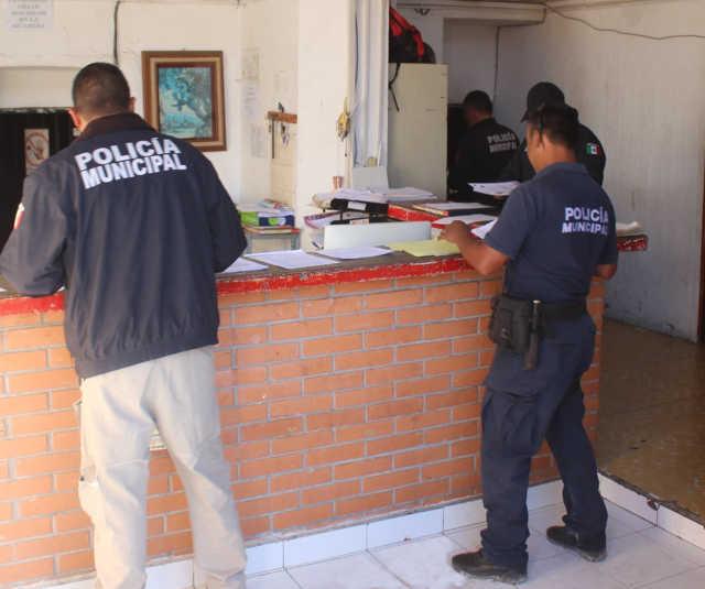 Elementos de la dirección de Seguridad Pública se capacitan en cadena de custodia