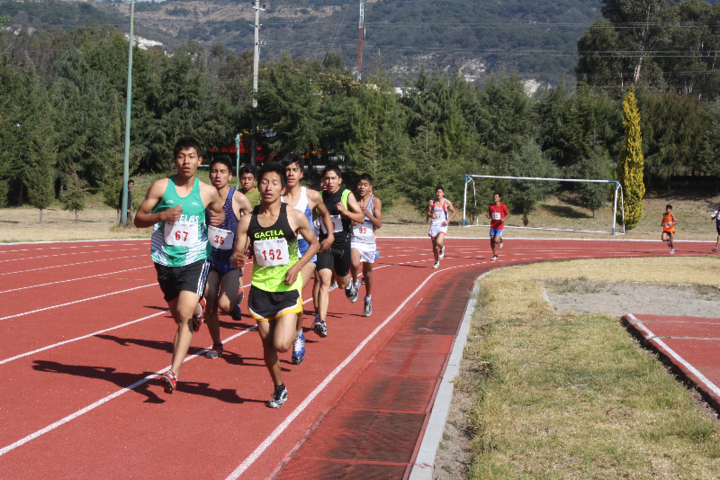 Inicia fase estatal de atletismo rumbo a Olimpiada
