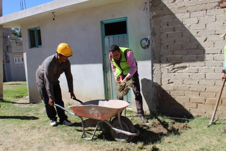 Con la rehabilitación de la Juárez contribuimos al desarrollo del municipio: alcalde