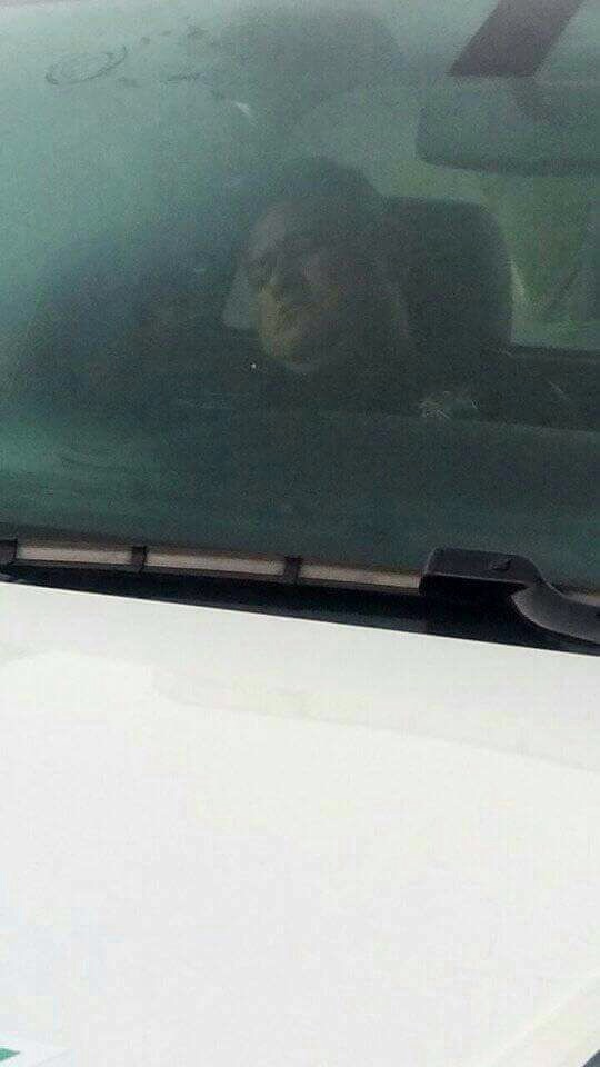 Captan durmiendo a policía municipal de Zacatelco