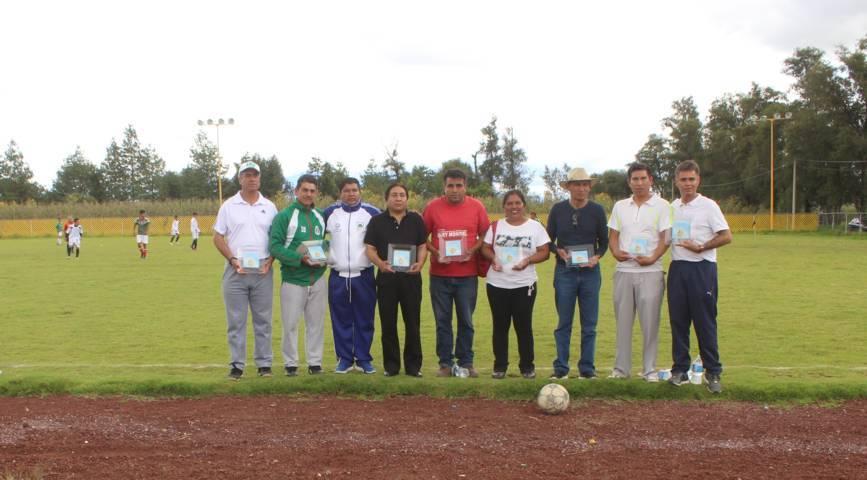 Impulso al deporte en Lardizábal es prioridad: regidor Ricardo Cano