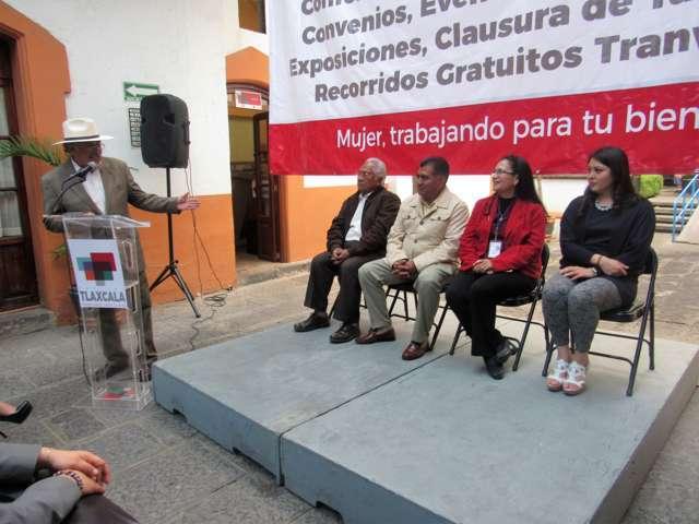 Describe Pliego Bernal importancia de mujeres tlaxcaltecas en la historia