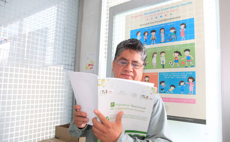 Distribuye SEPE manual de protocolos del programa nacional de convivencia en 770 escuelas