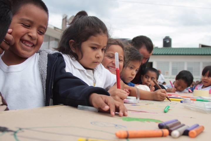 Mil 200 alumnos participaron en el programa La Recreación y la Lectura te Ayuda