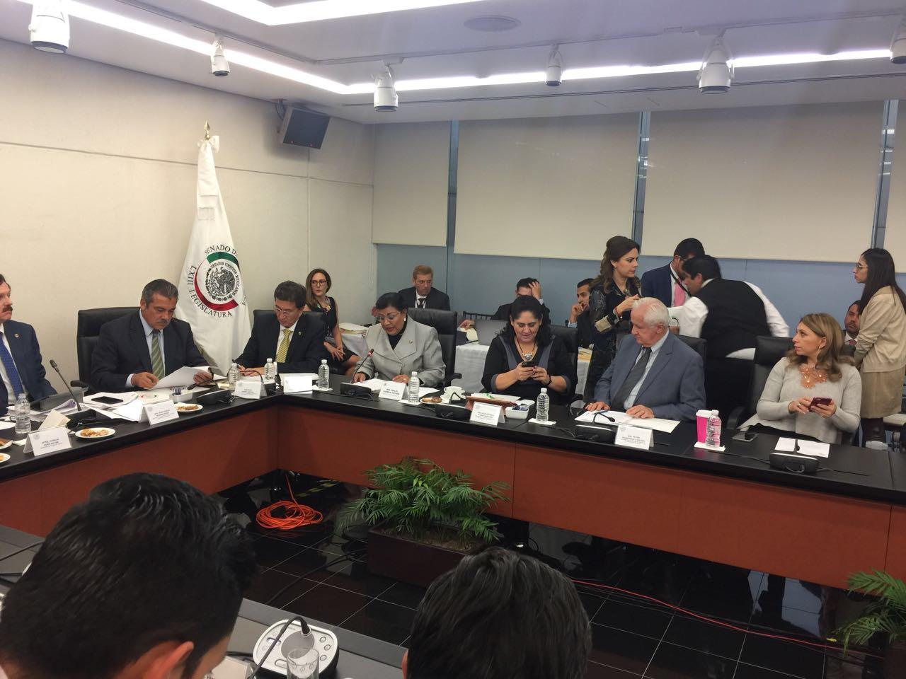 Cuestiona MPG reducción a presupuesto educativo en el Senado