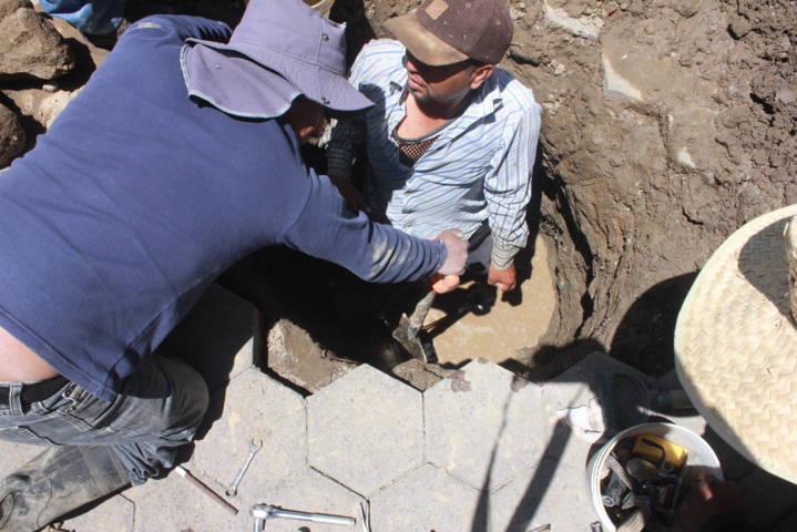 Atendemos y reparamos las fugas de agua para que no falte en los hogares: alcalde
